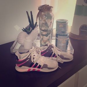 Baby girl adidas sneakers she 12K